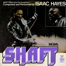 Shaft soundtrack cover